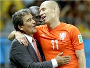 Biến tấu World Cup: Hãy bỏ lại cơn bão sau lưng, Hà Lan
