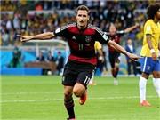CHÙM ẢNH: 16 khoảnh khắc lịch sử của Klose ở World Cup