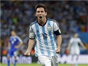 Messi đến được với đội tuyển Argentina qua… danh bạ điện thoại