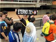Ghi chép: Người Brazil 'điên tiết' vì CĐV Argentina