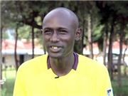Trọng tài World Cup đầu tiên của Kenya chia sẻ chuyện nghề