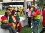 Sang Brazil xem World Cup, hàng nghìn người Ghana không muốn về