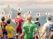 Hàng loạt sao bóng đá đã dính 'lời nguyền của Nike'?