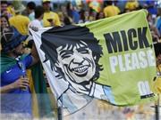 Mick Jagger: Điềm gở của tuyển Brazil