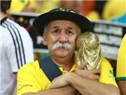 """Bên lề World Cup: Cổ động viên """"đặc biệt"""" nhất Brazil"""