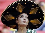 Vẻ đẹp Brazil kém tươi ngày chia tay World Cup
