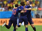 Góc thơ LÊ THỐNG NHẤT: Bình luận trận Brazil - Hà Lan 0-3