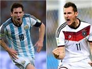 Góc thơ LÊ THỐNG NHẤT: Dự đoán trận CHUNG KẾT Đức - Argentina