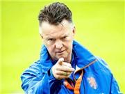 Nhìn Hà Lan, mừng cho Man United