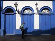 Góc Anh Ngọc: Hoài niệm buồn trong ánh nắng Ouro Preto