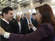 Tổng thống Argentina gây phẫn nộ vì phớt lờ World Cup
