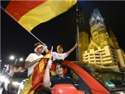 Chiến tích của tuyển Đức: Sự ghi điểm của tinh thần dân tộc