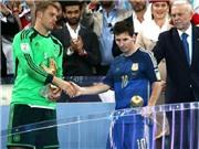 Quả bóng vàng World Cup: Lionel Messi