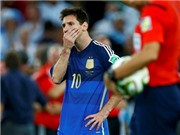 Rubik bóng đá: Nhà vô địch không có Messi