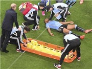 Vì sao tỷ lệ chấn thương ở World Cup 2014 giảm đáng kể?