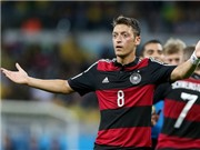 Mesut Oezil ủng hộ tiền phẫu thuật cho 23 trẻ em Brazil
