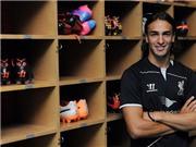 Tân binh Lazar Markovic của Liverpool: Suýt nữa là người của Chelsea