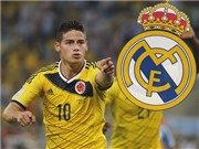Real Madrid sẽ có James Rodriguez vào hôm nay