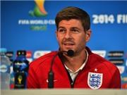 NÓNG: Steven Gerrard quyết định từ giã đội tuyển Anh