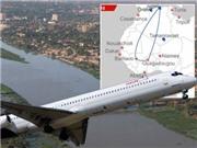 Tiết lộ: Máy bay Algeria bị rơi từng là chuyên cơ của Real Madrid?
