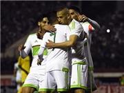 Mahrez liên tục tỏa sáng, từ Leicester tới tuyển Algeria