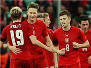 ĐT CH Czech: Cech là ngôi sao lớn nhất