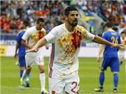 Tây Ban Nha 3-1 Bosnia-Herzegovina: Trận đấu của Nolito