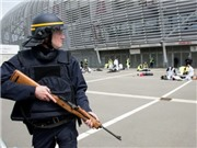 Bắt giữ một kẻ âm mưu khủng bố EURO 2016