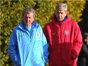 Arsene Wenger giải thích tại sao tuyển Anh sẽ làm nên chuyện ở EURO 2016