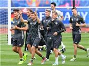 Tuyển Đức sử dụng công nghệ cao tại EURO 2016