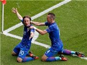 Cộng đồng mạng: 'Modric là tiền vệ trung tâm hay nhất thế giới'