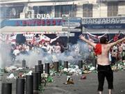 2 CĐV Anh quá khích bị phạt tù vì tham gia vụ ẩu đả tại Marseille