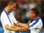 HỌ ĐÃ NÓI, Courtois: 'Italy điểm 10 về phòng ngự', Bonucci: 'Italy thắng vì sự khiêm tốn và đức hy sinh'