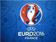 Lịch thi đấu EURO 2016 hôm nay