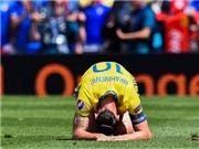Ibrahimovic ĐỔ GỤC, ôm đầu sau thất bại trước Italy