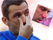 CẢM ĐỘNG: Đội trưởng Croatia khóc khi hát quốc ca vì người cha đã mất
