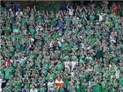 CĐV Bắc Ireland tìm được điện thoại nhờ facebook