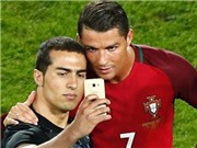 Nhật ký EURO: Ronaldo gạt nhân viên an ninh để selfie. Vardy: 'Nhờ nicotine với Red Bull mà tôi thăng hoa'