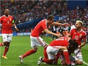Nga 0-3 xứ Wales: Ramsey và Bale giúp xứ Wales đi tiếp với ngôi đầu bảng