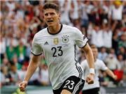 ĐIỂM NHẤN Bắc Ireland 0-1 Đức: Đức sẽ rất đáng gờm. Lần đầu của Mueller
