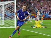 ĐIỂM NHẤN Croatia 2-1 Tây Ban Nha: Croatia cũng là ứng viên vô địch. Duyên nợ Tây Ban Nha - Italy