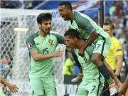 Góc thơ Lê Thống Nhất: Cơn mưa bàn thắng đầu tiên của Euro 2016
