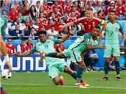 ĐIỂM NHẤN Hungary 3-3 Bồ Đào Nha: Nghẹt thở tới phút cuối cùng. Vấn đề của Bồ không phải Ronaldo