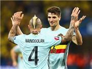 Thụy Điển 0-1 Bỉ: Nainggolan buộc Ibrahimovic kết thúc sớm sự nghiệp quốc tế
