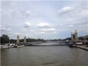 Thư EURO: Khám phá sông Seine