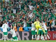 Italy thua trận, Buffon vẫn ăn mừng cùng ĐT Ireland