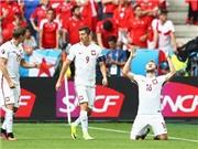 Thụy Sĩ 1-1 (4-5 penalty) Ba Lan: Xhaka đá hỏng 11m, Ba Lan tiến vào Tứ kết EURO 2016