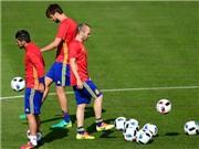 10 cầu thủ Tây Ban Nha bất ngờ bị kiểm tra doping