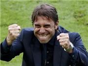 Conte ăn mừng cực phấn khích sau chiến thắng của Italy