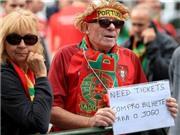 Vé chợ đen vẫn hoành hành ở EURO 2016